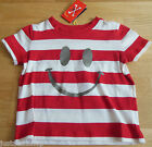 No added sugar baby boy girl top t-shirt 18-24 m 2 y BNWT designer