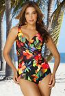 MIRACLESUIT OCEANUS MIRACLE BATHERS SWIM SUIT 20-22 W SWIMMERS SWIMMING COSTUME