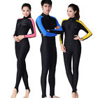 Conjoined long-sleeved Diving Swim clothes prevented bask in jellyfish garment