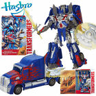TRANSFORMERS FIRST EDITION OPTIMUS PRIME HASBRO ROBOT TRUCK CAR FIGURES KIDS TOY - Time Remaining: 2 days 57 minutes 14 seconds