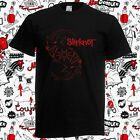 New Slipknot Goat Tarrot Logo Heavy Metal Band Men's Black T-Shirt Size S-3XL image