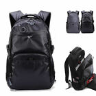 Men's Durable Water Resistant Backpack Rucksack Daypack Laptop Shool bag Hiking