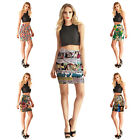 Women Sexy High Waist Bodycon Elastic Short Mini Skirt Tight Fitted Pencil Skirt