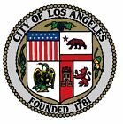 Seal of Los Angeles Sticker / Decal R644 on Ebay