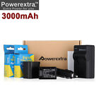 PowerSmart Charger + BN-VG121 battery for JVC Everio GZ-H...