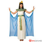 Ladies Womens Cleopatra Fancy Dress Costume Queen of the Nile Egyptian Goddess