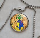 Choose an Ancient Egyptian God or Goddess Pendant Necklace