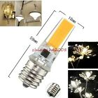 5pcs/10pcs COB E17 110V Led Dimmable bulb White/Warm Silicone Crystal Light bulb
