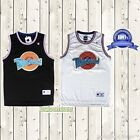 Space Jam Michael Jordan Jersey #23 Tune Squad Basketball Stitched Throwback NWT
