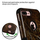 For Apple iPhone 7 Plus 7 TUFF Hybrid Impact Protector Case Skin Phone Cover <br/> Heavy Duty Shockproof Rubber Hard Protective Case | USA