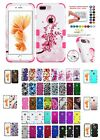 For Apple iPhone 8 7 Plus 7 TUFF Hybrid Impact Protector Case Skin Phone Cover