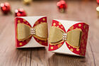 Red wedding favor candy boxes CB5027