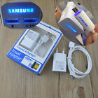 LED Travel Wall/Car Charger / Micro USB Cable For Samsung Galaxy S7 S7 Edge