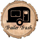 Spare Tire Cover Trailer Trash Traveltrailer Camper RV RVfor SUV or RV