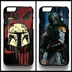 Star Wars Boba Fett Hard Phone Case Cover For iPhone 5s/SE 5c 6/6s 7 8 X Plus $6.66 CAD on eBay