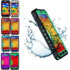 FOR SAMSUNG GALAXY NOTE 3 III N9000 NEW ATOMIC WATERPROOF SHOCKPROOF CASE COVER