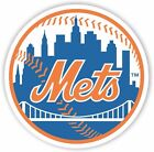 New York Mets - Vinyl Sticker Decal - Baseball MLB Full Color CAD Cut Car on Ebay