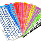 Silicone Keyboard Skin Film Case Cover for Apple Macbook Laptop Notebook Natural