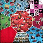 Mickey Minnie Mouse Tigger Cars Nemo Pooh Disney Surgical Hat Cap Scrubs Surgery