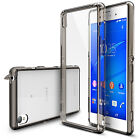 For Sony Xperia Z3   Ringke [FUSION] Clear Shockproof Drop Protection Cover Case