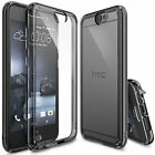For HTC One A9   Ringke [FUSION] Clear PC Back Shockproof Protective Case Cover