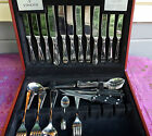 Part - Canteen of Cutlery Viners in wodden box