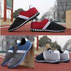 1pair Men's Shoes Fashion Breathable Casual Canvas Sneakers Running Shoes