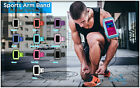 Exercise Running Jogging GYM Armband Case Holder for iPhone 7 Plus, 6 & 6S Plus