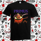 New PRIMUS Band Frizzle Fry Men's Black T-Shirt Size S to 3XL image