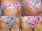 Beautiful Sensual Silky Satinised Thongs From Loving Moments Colour Options bnwt