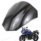 1Pcs ABS Double Bubble Windscreen Windshield for Yamaha FZ6 2003-2008 03-08