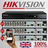 DVR 4/8/16/32 CH HIKVISION TURBO HD TVI FULL 1080P DIGITAL VIDEO RECORDER P2P