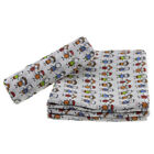 Cotton Reusable Nappies 70x80 CM Designs Burp Cloths Cloths