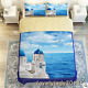 Aegean Sea Single/Queen/King Size Bed Quilt/Doona/Duvet Cover Set Polyester New