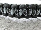 Paracord Hat Bands - Reversible and Adjustable *Prepper Hunting Fishing* Hatband