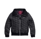 Harley-Davidson® Womens Winsome Reversible Shawl Collar Bomber, Cod.97564-16VW