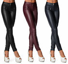 Sexy New Women's Trousers With Zippers And Stylish Pockets Skinny Slim G 906