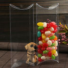 PVC Plastic Clear Pillow Package Box For Gift Craft Wedding Favor Candy