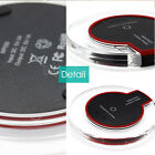 QI Wireless Charger Pad Cable Receiver Charging Dock for iPhone 5S 6 6S 7 Plus
