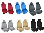 back seat covers for cars - Universal Encore 4 Pcs Low Back Seat Covers for Auto Cars SUVS Vans - Front Pair