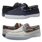 Sperry Top-Siders Mens Bahama Ballistic Lace Up Moc Toe Casual Boat Shoes