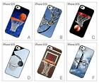 Basketball Hoop Sport Net Ring Hard Back Cover Case for iPhone 5 5S