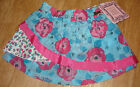 Barbara Farber baby girl skirt 80, 9-12 m designer summer