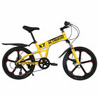ALTRUISM X7 20'' Mountain Bike Kid's Aluminum Bicycle Double Disc Brake 7 Speed