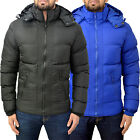 Mens Eto Hooded Zip Up Designer Puffer Puffa Bubble Bomber Jacket Coat