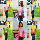 Gradient Color Personality Wild Cardigan Sweater Coat Shawl Knitwear Tops