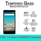 Super Strong Tempered Glass Film Protection Screen Protector For LG