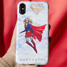 Supergirl Case for iPhone Samsung by Takila