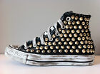 Converse all star borchie - Black & Gold Limited Ed. | customized by IT'SPIRIT