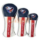 USA New Eagle Golf Driver Fairway Hybrid Cover Headcover for Callaway Ping Adams